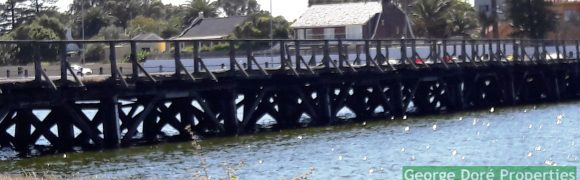 Wooden Bridge Milnerton