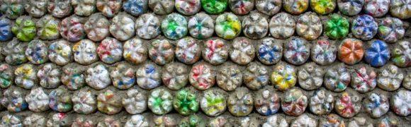 plastic bottles ecobrick